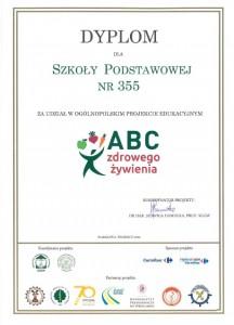 2016-09-Dyplom-ABC-zdrowego-żywienia